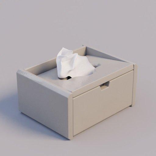 napkin_white box