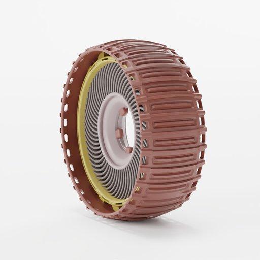 Thumbnail: Rover wheel type 2