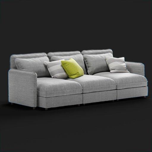 Thumbnail: Vallentuna sofa