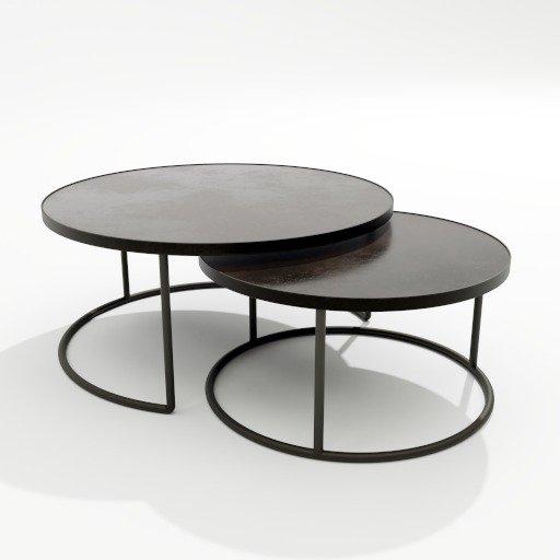 Thumbnail: Nesting coffee table