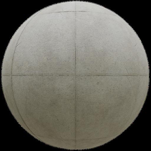 Thumbnail: Concrete Sidewalk 001a