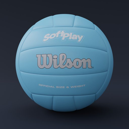 Thumbnail: Wilson Volleyball