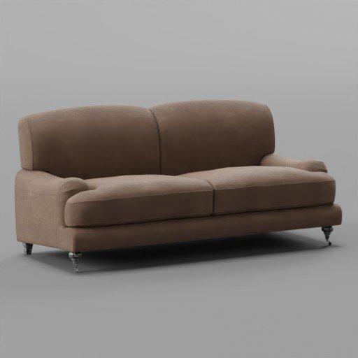 Thumbnail: Fabric Soft Sofa