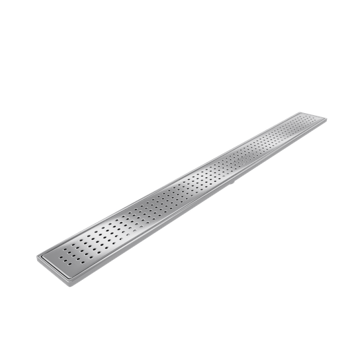 Thumbnail: Metal Rectangular Drain