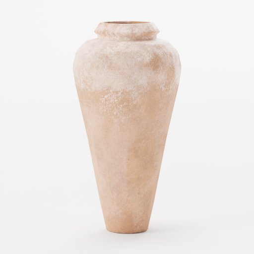 Thumbnail: Terracotta long pot