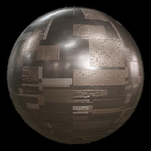 Thumbnail: Procedural Sci-fi Tiles