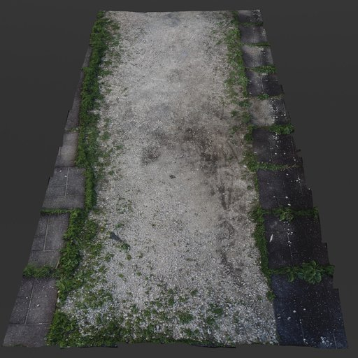Thumbnail: Gravel Pathway 01