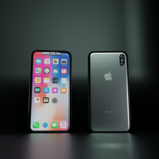 Thumbnail: IPhone X