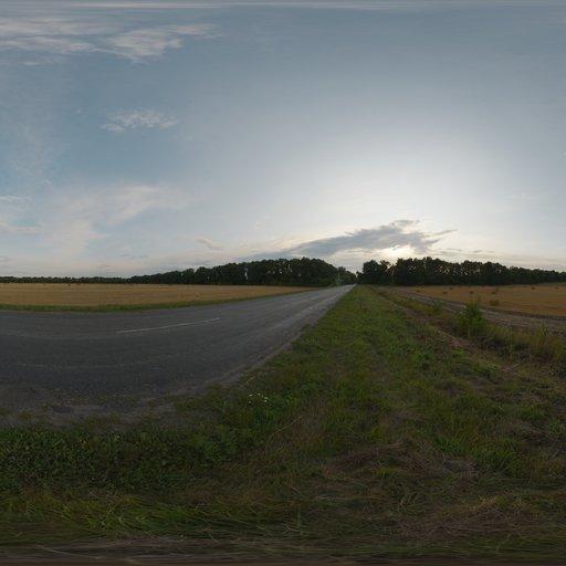 Thumbnail: Straw Rolls Field 01