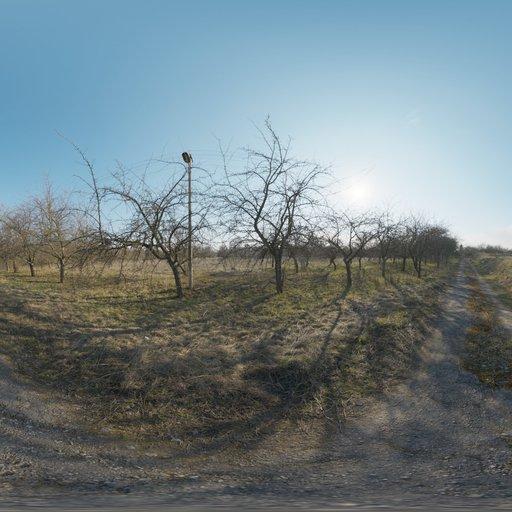 Thumbnail: Abandoned Pathway