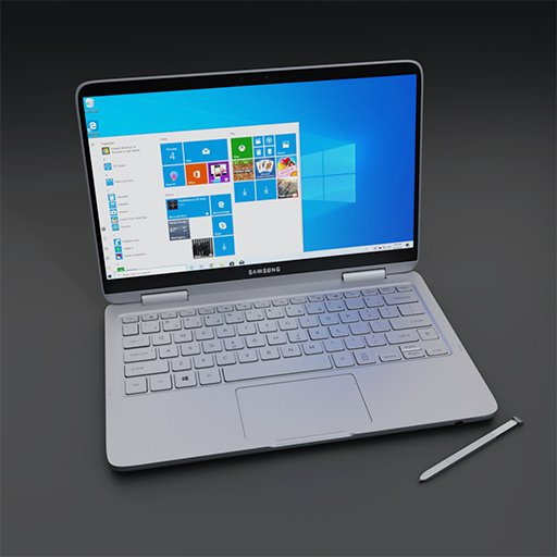 Thumbnail: Notebook S51 Pen