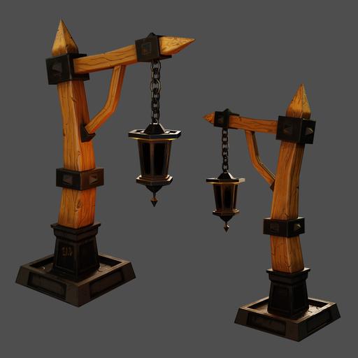 Thumbnail: Stylized lantern