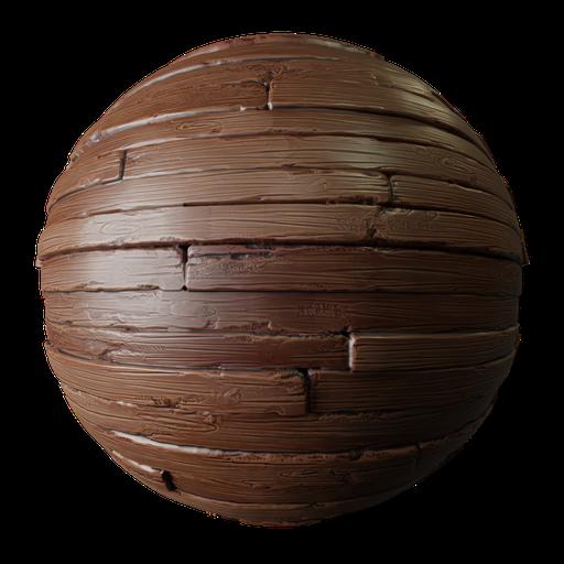 Thumbnail: Stylized Wooden Planks