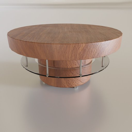Thumbnail: Wood Design Center Table
