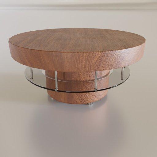 Thumbnail: Wood Design Center Table