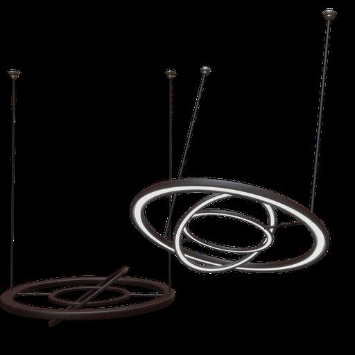 Thumbnail: Modern chandeliers