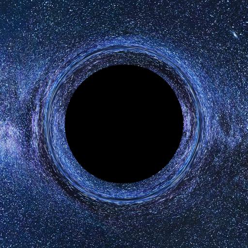 Thumbnail: Black Hole