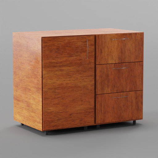 Thumbnail: Wood Locker