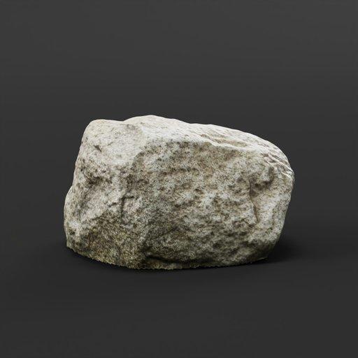 Thumbnail: Photoscanned Rock 01