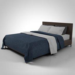 Thumbnail: Bed 01