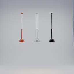 Thumbnail: Blush Pendant Lamp