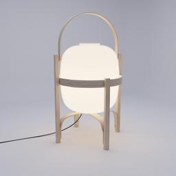 Thumbnail: Basket Lamp