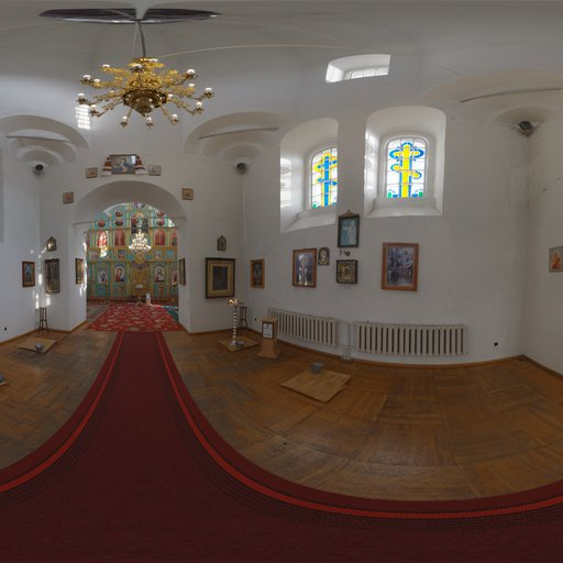 Small Cathedral