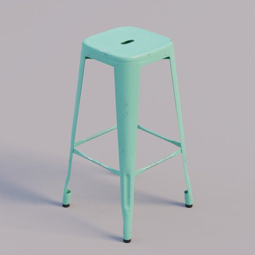 Thumbnail: Modern Bar Stool
