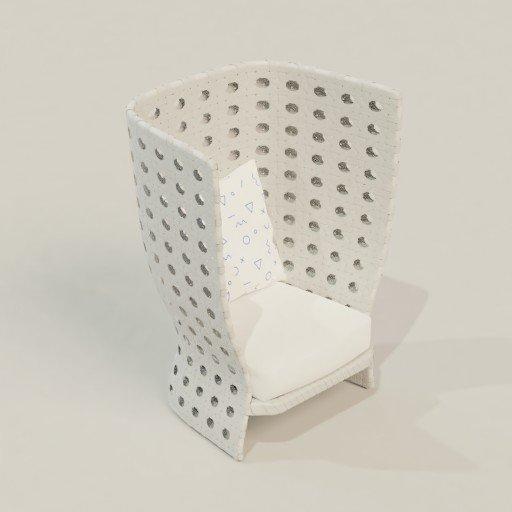 Thumbnail: Canasta Chair