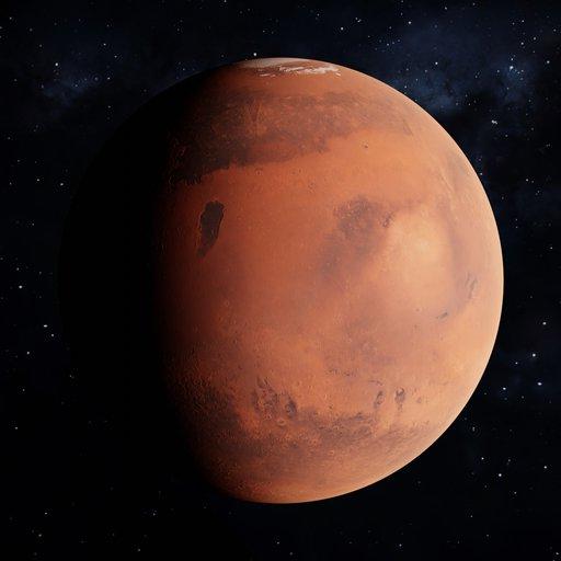 Thumbnail: Mars