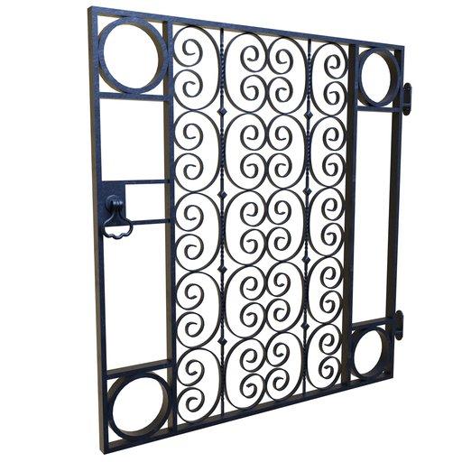Thumbnail: Iron Gate