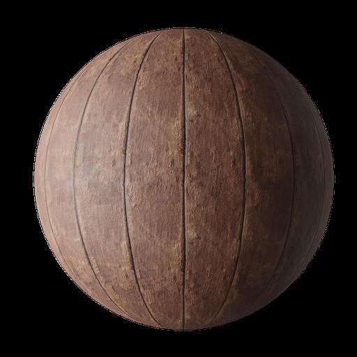 Thumbnail: Brown Woodplanks