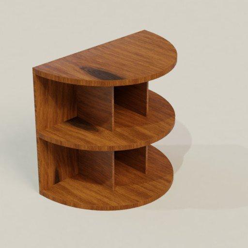 Thumbnail: Sofa side table