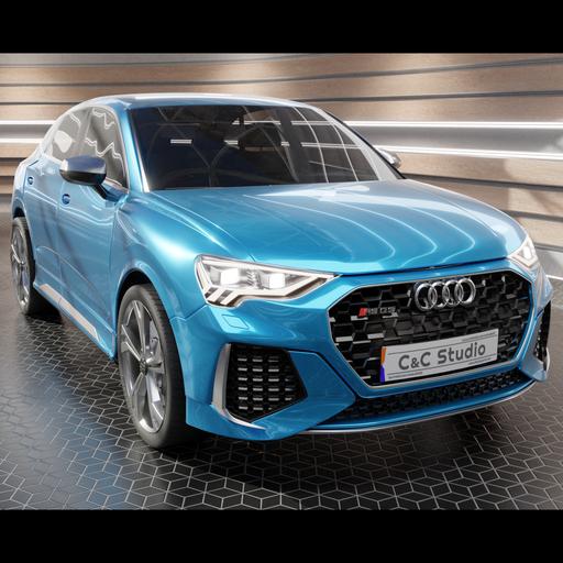 Thumbnail: 2019 Audi RS Q3 Sportback