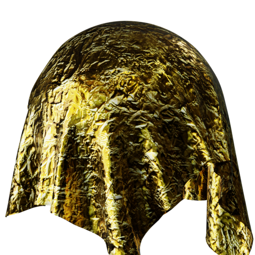 Thumbnail: Gold Leaf Metal Texture