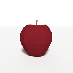 Thumbnail: Low Poly Apple