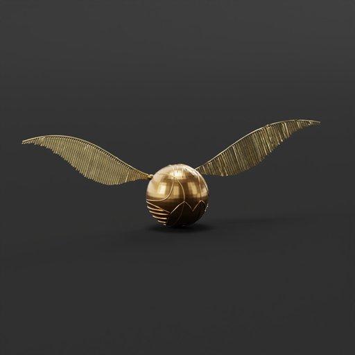Thumbnail: Golden Snitch