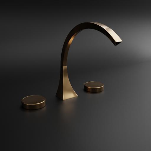 Thumbnail: Bathroom faucet