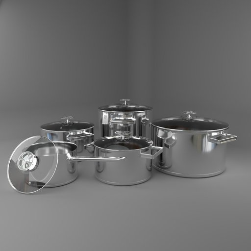 Thumbnail: steel_cookware_set