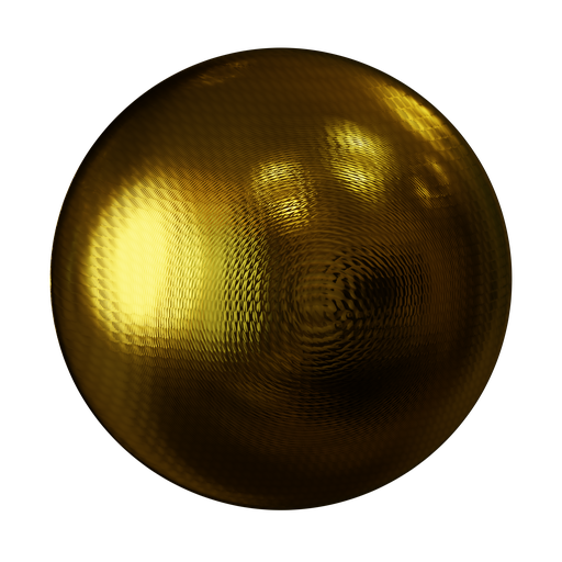 Thumbnail: Gold  Metal Grid Dixon