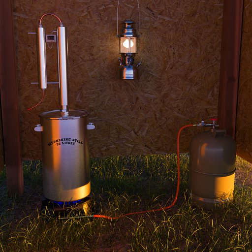 Thumbnail: Moonshine Still 35 Liters