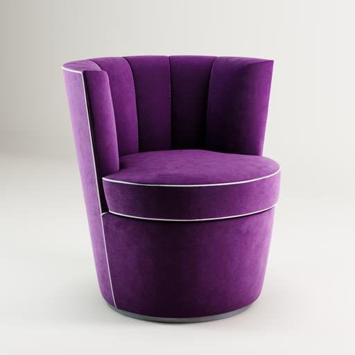 Thumbnail: Diva Swirling Chair