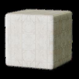 Thumbnail: Honey colored ceramic floor material