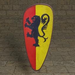 Thumbnail: Medieval Shield V1