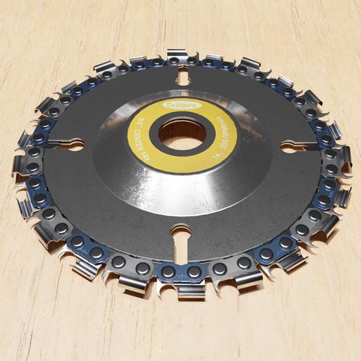 Thumbnail: Grinder Chain Disc