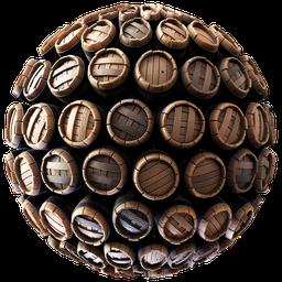 Thumbnail: Stylized Barrels