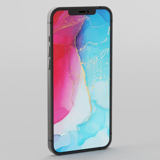 Thumbnail: Iphone 12 Pro Max Space Grey