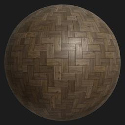 Thumbnail: Wooden floor001