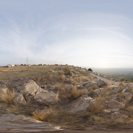 Thumbnail: Rocky Ridge