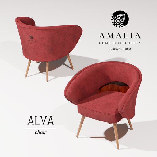 Thumbnail: AMALIA ALVA chair